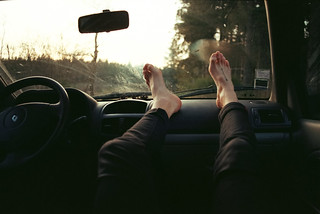 Chill in car | by Vincent Beck Mathieu