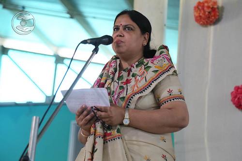 Prof. Gyan Money Saxena from Gurgaon, Haryana