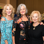 Judy Dove (left), Sandy Pambechy, Etta Smith