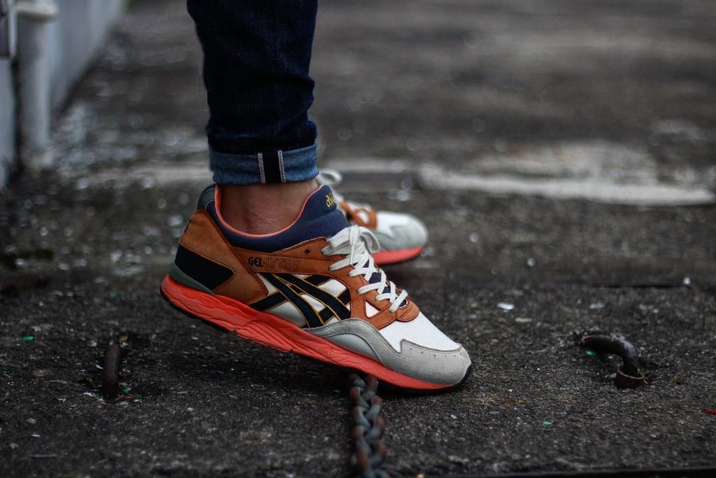 szeroki zasięg zniżki z fabryki wyglądają dobrze wyprzedaż buty Asics Gel Lyte V x UBIQ Midnight Bloom | pinkyy90 | Flickr