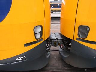 ICM4 4024 en nog een ICM4 te Rotterdam   by TimF44