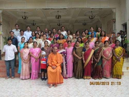 Ramakrishna Mission Ashrama, Bhopal - Belur Math