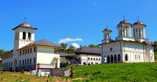 rumänien kloster kirche architektur
