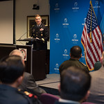 Fri, 04/07/2017 - 14:13 - On April 7, 2017, the William J. Perry Center for Hemispheric Defense Studies hosted a graduation for its Defense Policy and Complex Threats program in Lincoln Hall at Fort McNair in Washington, DC.
