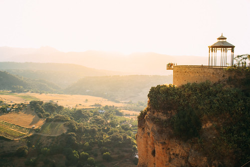 sun macphotos ronda spain sunset flickr landscape andalusia es