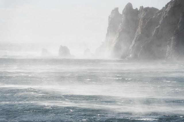 Tempête en Méditerranée
