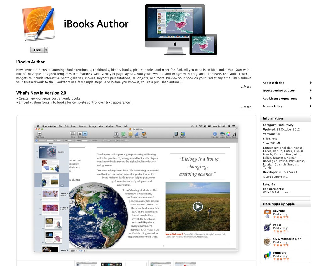 iBooks Author | SilverTD | Flickr