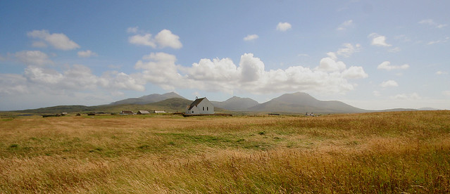 Homore on South Uist