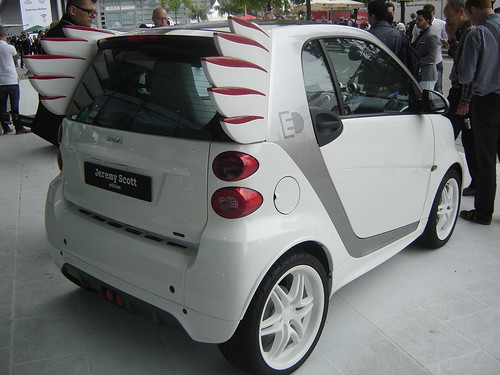 IAA 2013: Smart Fortwo