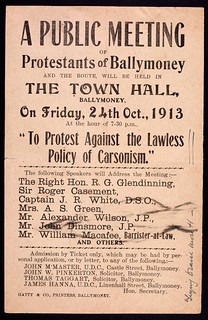 """""""To Protest Against the Lawless Policy of Carsonism"""""""