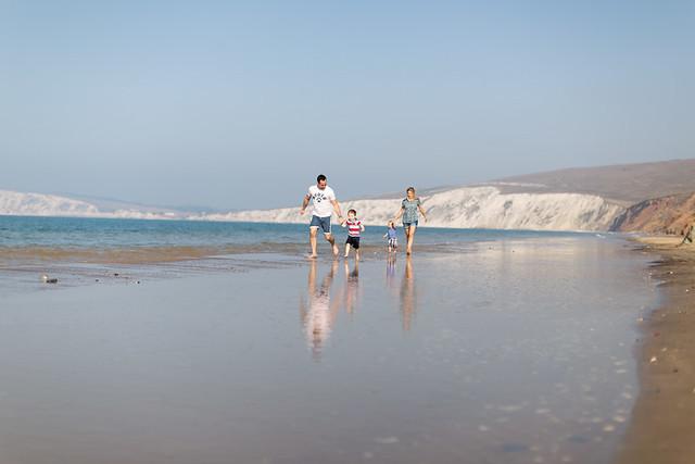 Beach life, Compton Bay, Isle of Wight - IMG_1791
