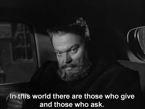 Welles: Mr. Arkadin