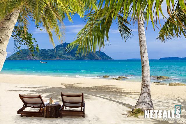 LAEM KA BEACH in Phuket island