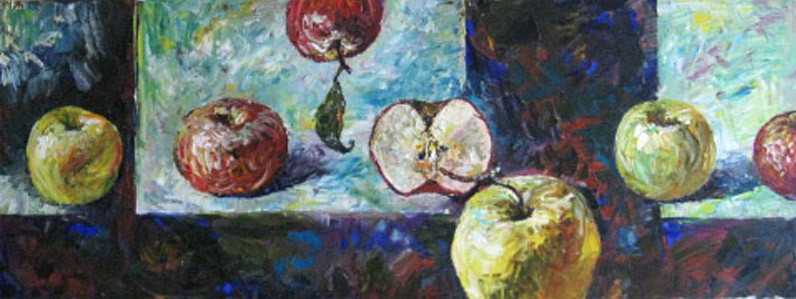 яблочный мотив