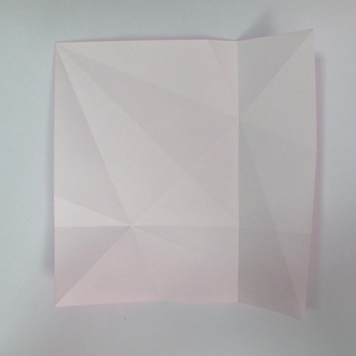 สอนการพับกระดาษเป็นลูกสุนัขชเนาเซอร์ (Origami Schnauzer Puppy) 011