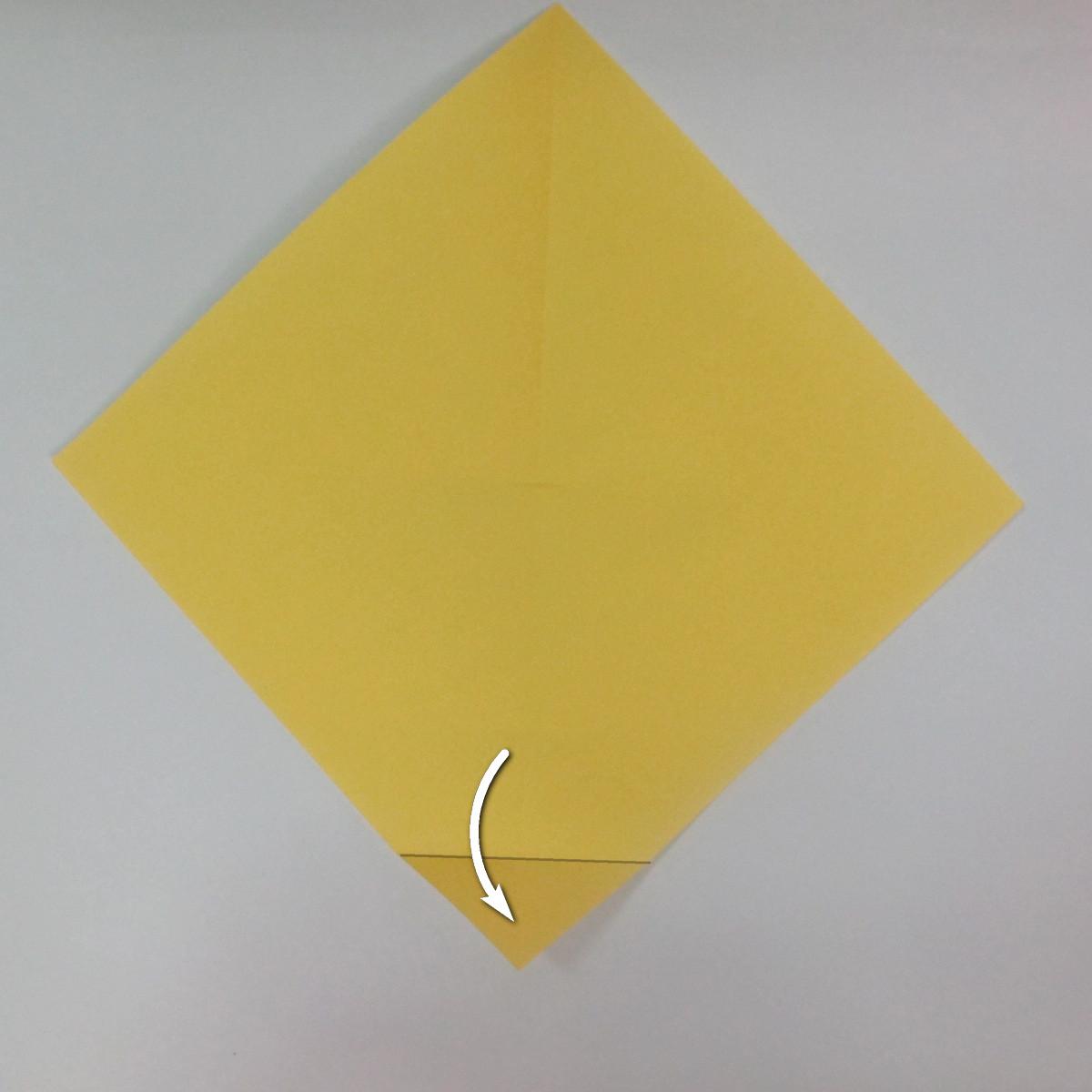 สอนวิธีพับกระดาษเป็นรูปลูกสุนัขยืนสองขา แบบของพอล ฟราสโก้ (Down Boy Dog Origami) 009