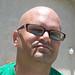 baldglasses by Damien Riley