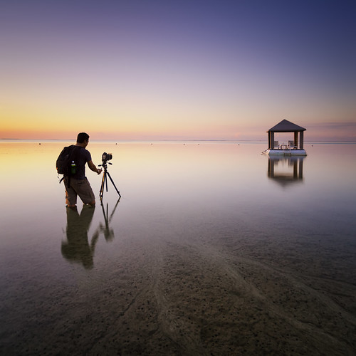sky bali seascape reflection texture sunrise indonesia square landscape sand nikon bs gazebo tokina filter lee nd 06 bale behindthescenes graduated bts sanur karang waterscape gnd 1116mm semawang d7000 bigstopper