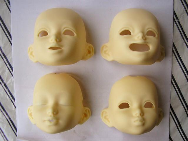 Les 4 visages de Rachel