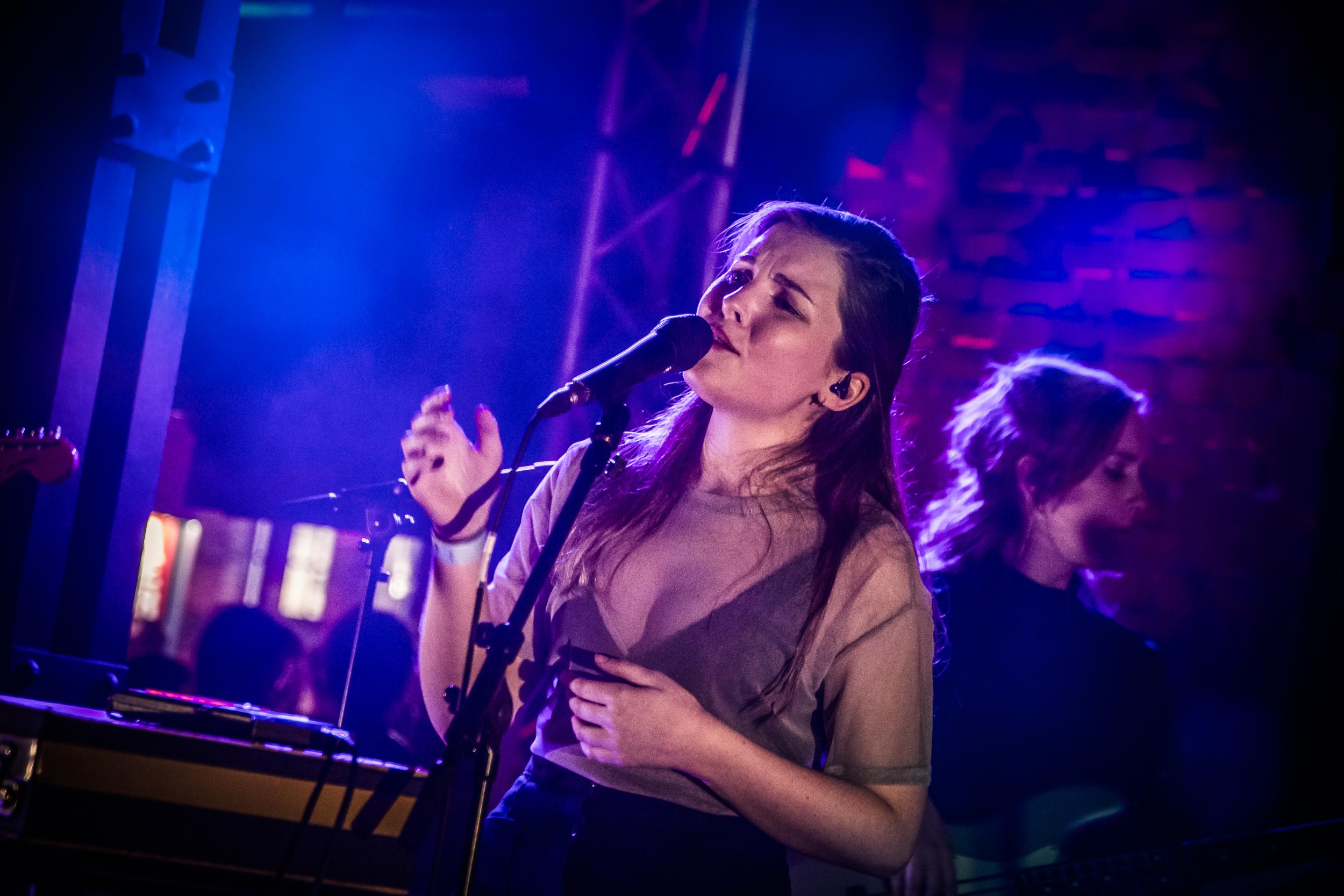 Ivy Falls @ Little Waves Festival 2017 (© Timmy Haubrechts)