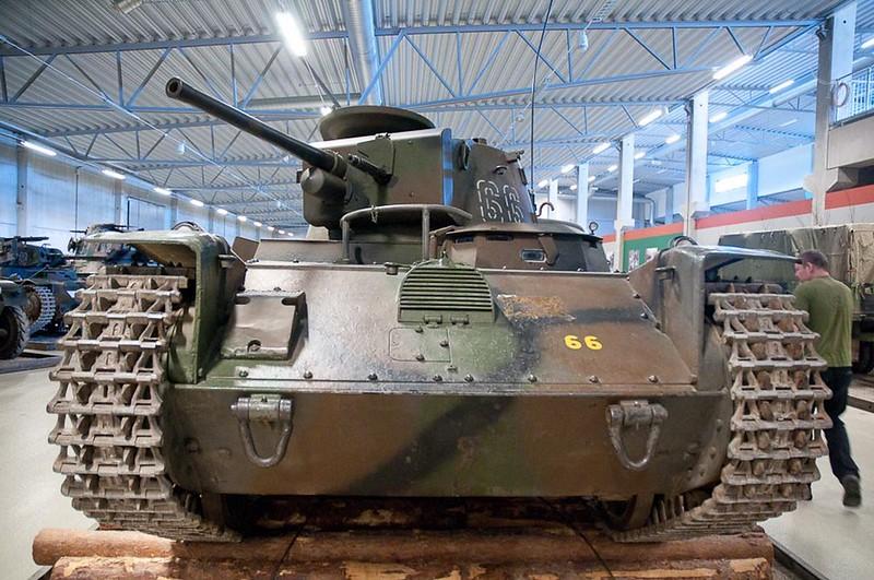 Stridsvagn m-38 5