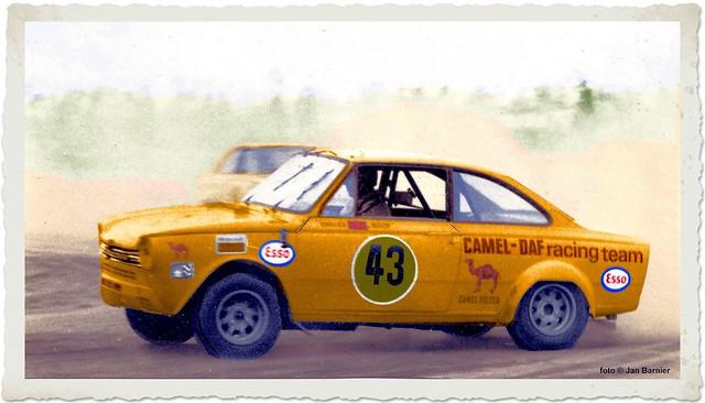 1972 Daf 555 Coupé, Jan de Rooy