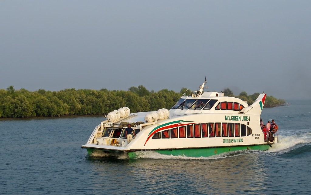 M.V-Green Line Dhaka-Barisal Lonch | TicketAllTime | Flickr