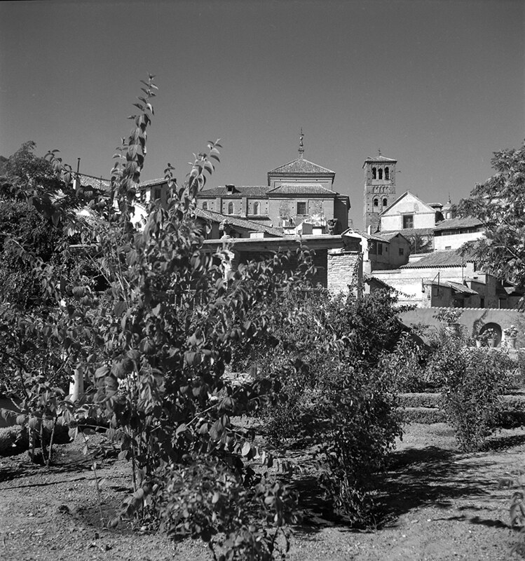 Museo del Greco en Toledo en los años 50. Fotografía de Nicolás Muller  © Archivo Regional de la Comunidad de Madrid, fondo fotográfico