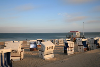 Sylt: Westerland Beach