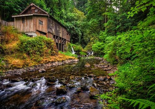 water washington pacificnorthwest hdr cedarcreek gristmills woodlandwashington cedarcreekgristmill canonrebelxsi fresnatic