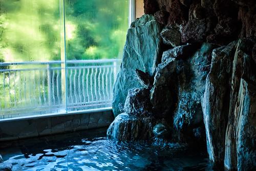 onishi onsen hotsprings rocks water bath bathing japan2013 happysleepy magdawojtyra happysleepycom artistlife