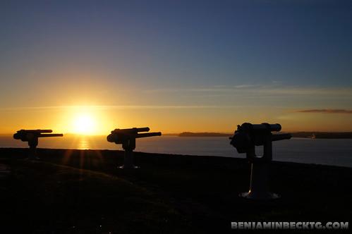 Sunrise at North Head | by Benjamin Beck