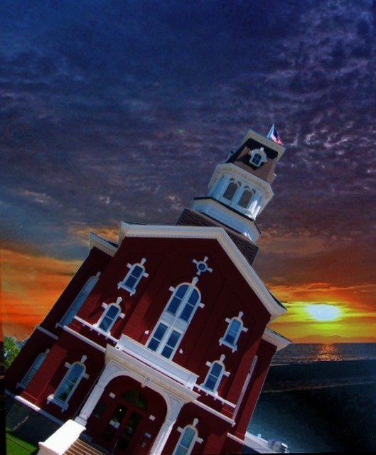 Herkimer County Courthouse ~ Herkimer Ny