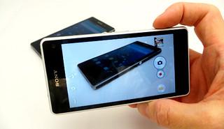 Sony Xperia Z1 Compact Camera App | by Prepayasyougo