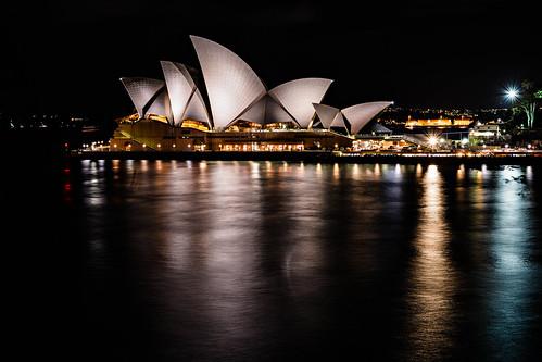 Sydney Opera House By Night | by NickiMM