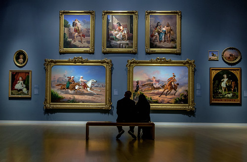 a day at the museum 1 | by Robert Couse-Baker