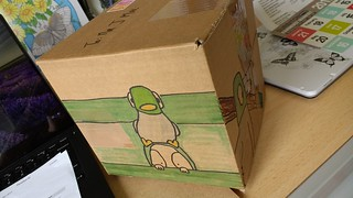 063 - Sarah and Duck cube (1) | by andytgeezer