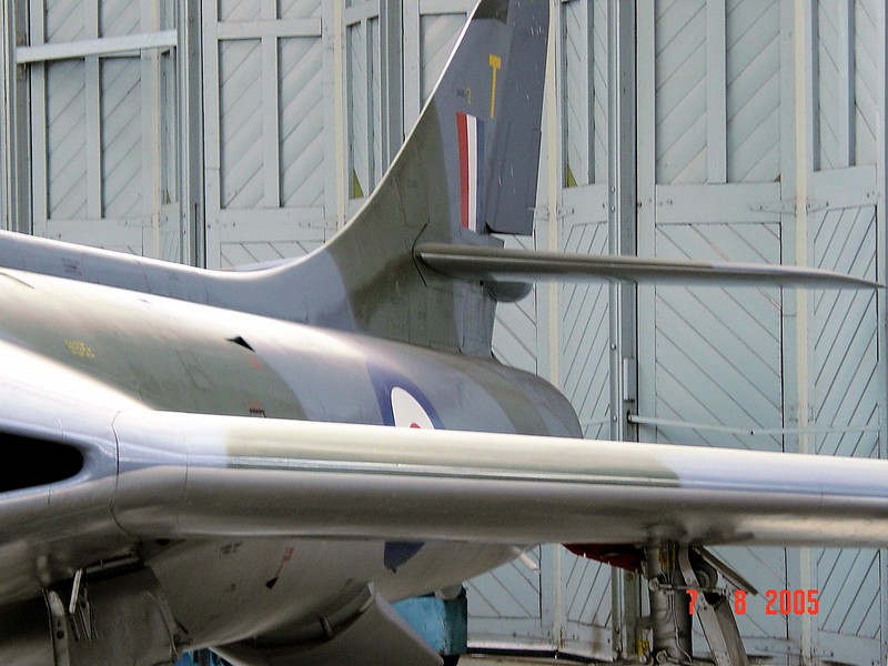 Hawker Hunter 4
