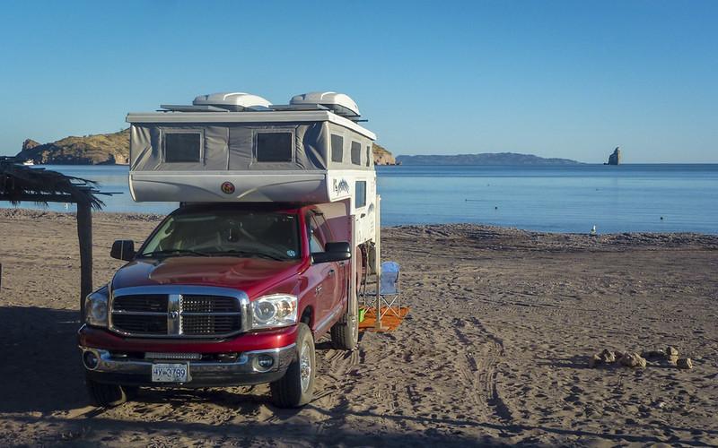 Aqua Verde Camping