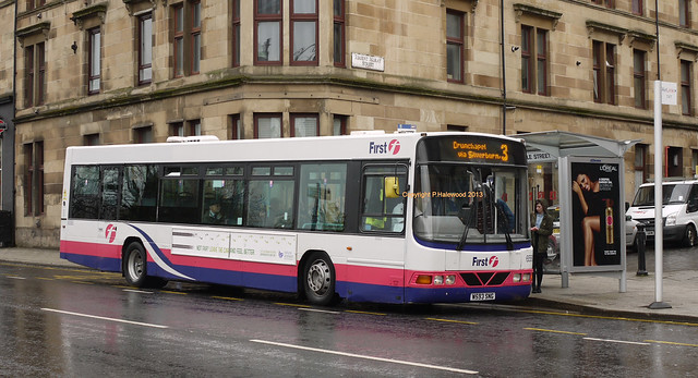 First Glasgow 65593 (W593SNG)