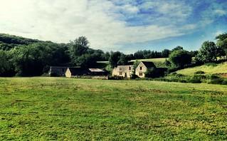 Abandoned farm near Box | by William Parsons Pilgrim