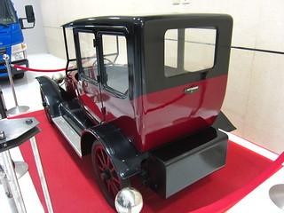 1917 Mitsubishi Model A replica