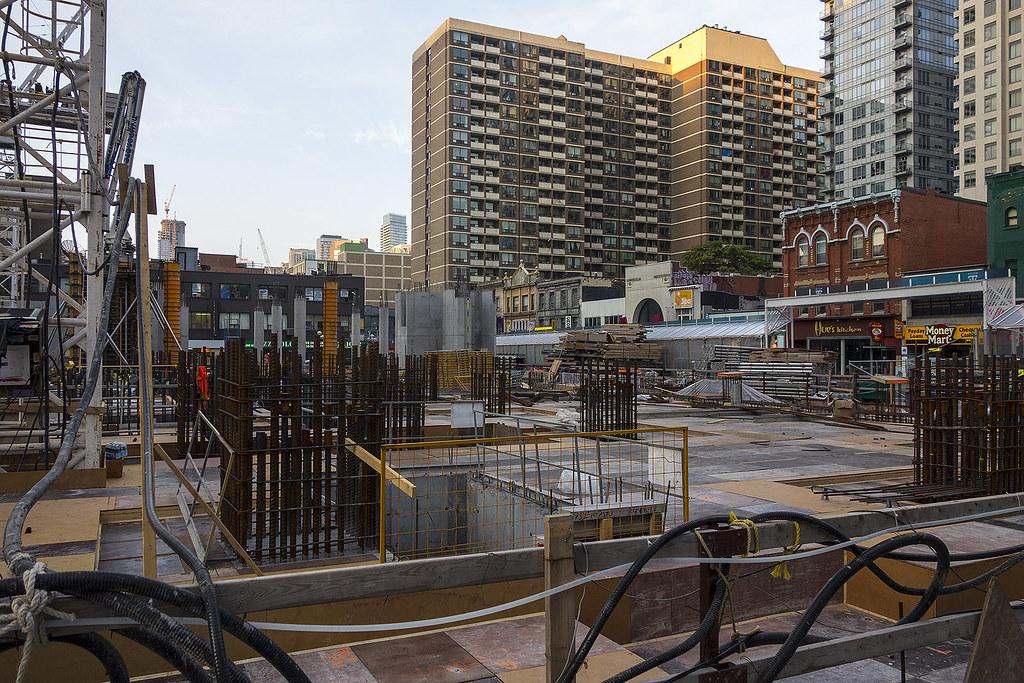 Yonge and Bloor Toronto