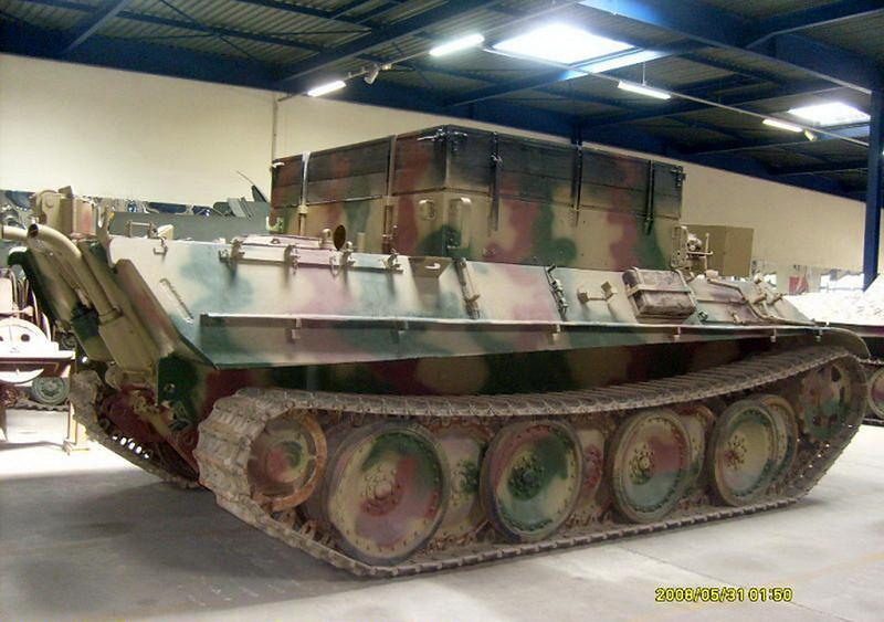 SdKfz 179 - Mountain Tank Wagon (7)