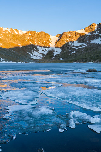 morning favorite mountains ice sunrise colorado unitedstates lakes evergreen waterscapes arapahonationalforest mountevansscenicbyway