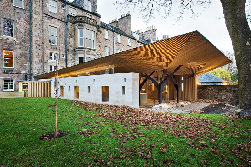 St Albert the Great Chapel, Edinburgh (c) Simpson & Brown