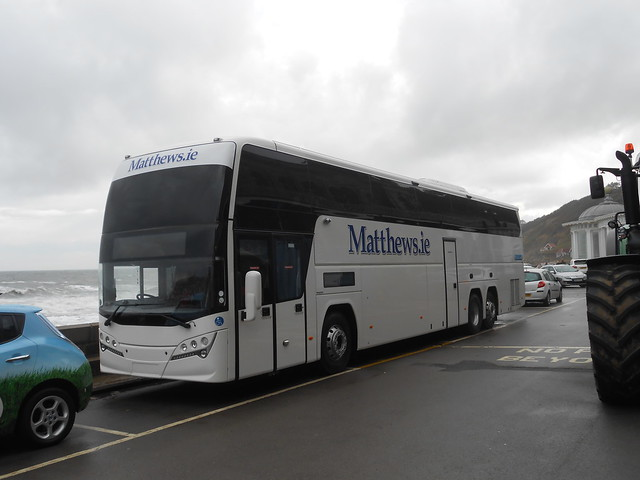 Volvo B11RT Plaxton Elite i Interdeck