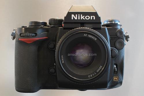 Nikon DF & AF-D 1.8/50mm | by Ansgar Hillebrand