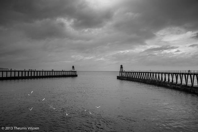 Whitby Harour Pier - I