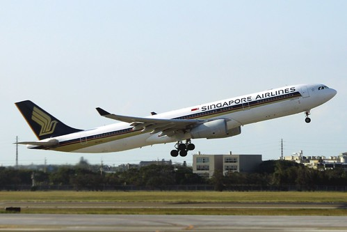 9V-STS Singapore Airlines Airbus A330-343 | by Thank You (20,5 millions+) views
